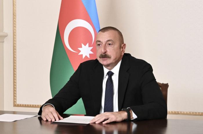 Ilham Aliyev lädt internationale Energieunternehmen in befreite Gebiete ein, um in grüne Energieprojekte zu investieren