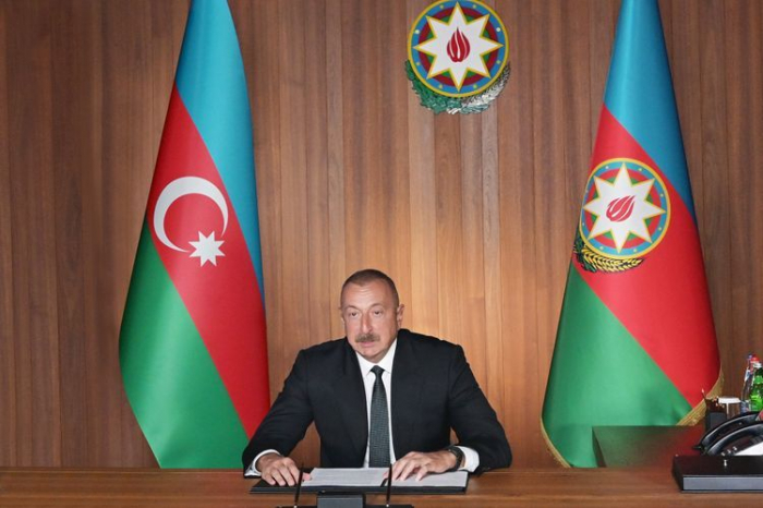 Azerbaijan took measures to combat against pandemic with its own financial resources - President