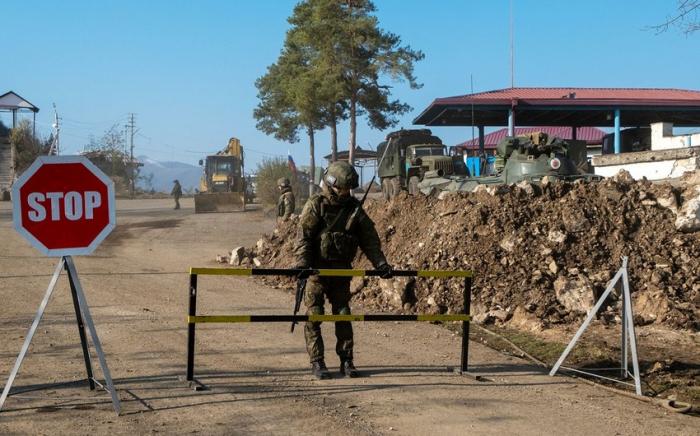 El presidente Aliyev evalúa el trabajo de las fuerzas de paz rusas