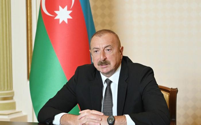 "Ilham Aliyev advierte a Armenia:  ""No nos hagan enojar"""