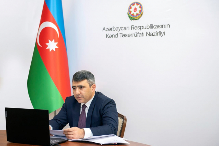 Azerbaijan intends to effectively use agricultural potential of liberated lands