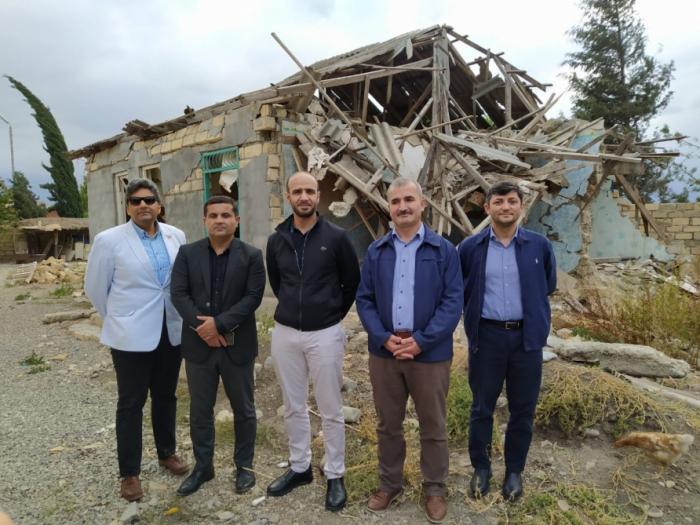 La OCI ha realizado una misión de investigación en Karabaj