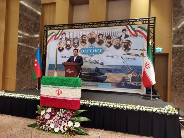 Private Iranian cargo companies warned regarding Karabakh - ambassador