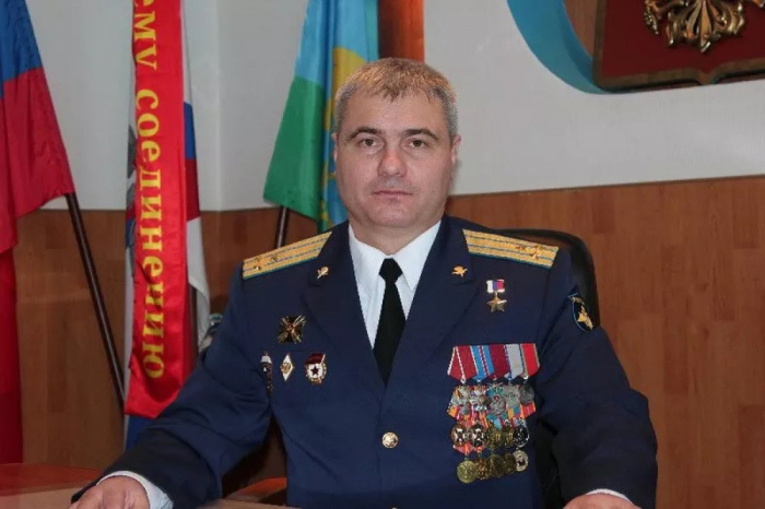 Russia again replaces commander of its peacekeeping contingent in Karabakh