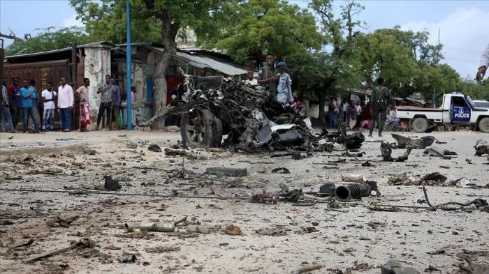 Deadly suicide car bombing rocks Somali capital