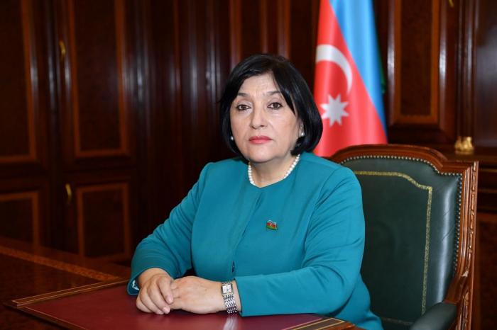 Parlamentsprecherin von Aserbaidschan zu Besuch in Kasachstan