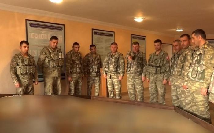Continúa el entrenamiento Azerbaiyán-Turquía en Najicheván-   VIDEO
