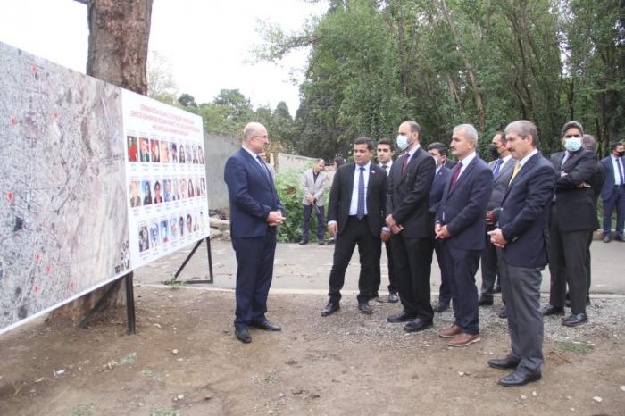 OIC experts visit Azerbaijan