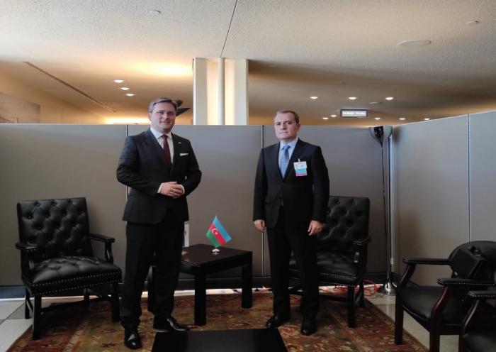 Azerbaijani and Serbian FMs discuss bilateral relations