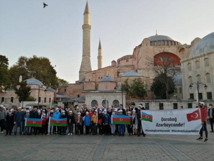 Estambul honra la memoria de los mártires de la Guerra Patria