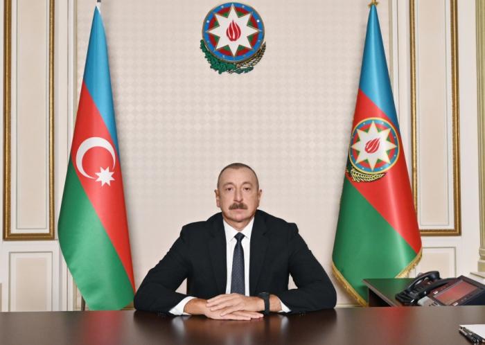"""""""حرب قراباغ الثانية تأريخنا المجد""""   -نداء الرئيس إلهام علييف الى شعب أذربيجان"""
