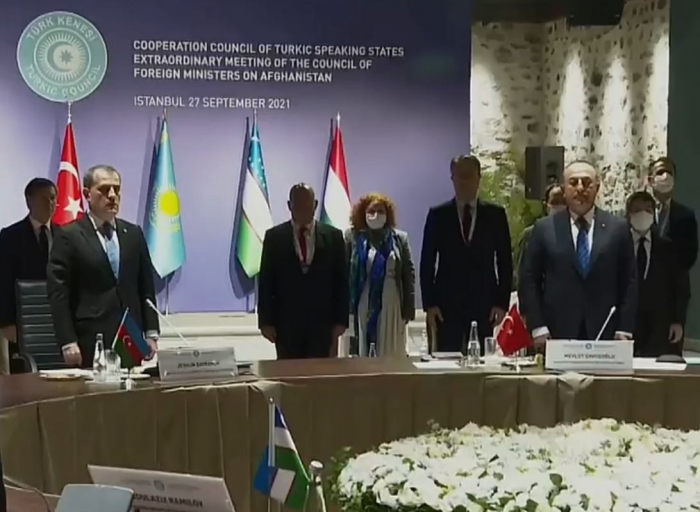 Memory of Azerbaijani martyrs honored during ministerial meeting of Turkic Council