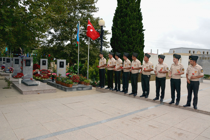 Series of events held in Azerbaijani Army on anniversary of Patriotic War