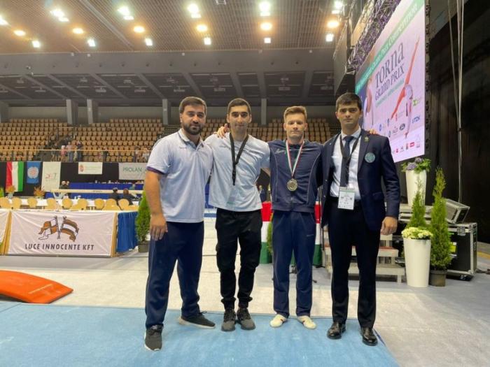 Aserbaidschanischer Kunstturner gewinnt Gold beim internationalen Turnier in Ungarn