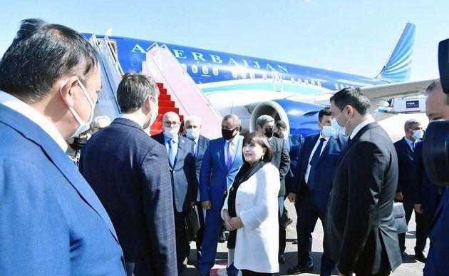 Azerbaijani parliamentary delegation visits Kazakhstan