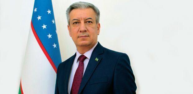 Ambassador of Uzbekistan expresses his condolences to Azerbaijani people on Remembrance Day