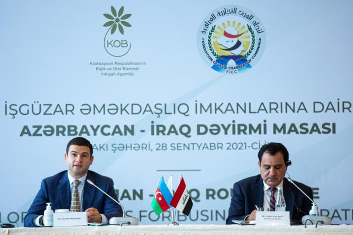 شركات عراقية حريصة على الاستثمار في اقتصاد أذربيجان -   صور
