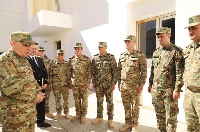 Azerbaijan commissions military prosecutor