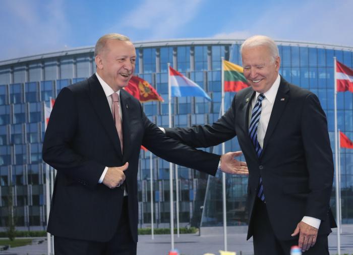 Erdogan, Biden to meet at G-20 summit in Rome