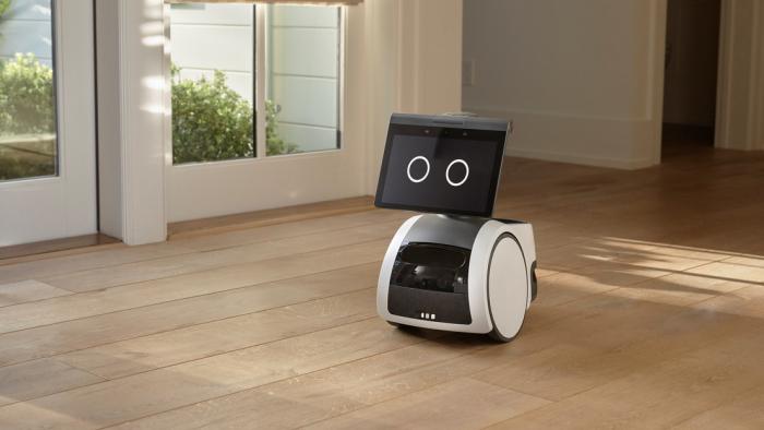 Amazon lanza su primer robot doméstico
