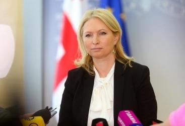 وزيرة الاقتصاد:   أذربيجان شريك اقتصادي مهم جدا لجورجيا