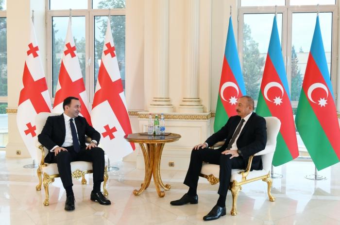 Georgia is interested in peace and stability in the region - Georgian PM