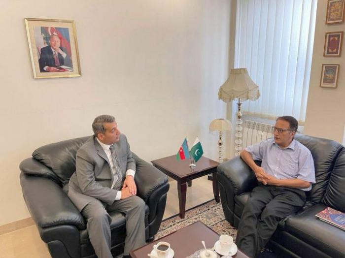 Azerbaijan, Turkey and Pakistan will continue to strengthen partnership in defense, says envoy