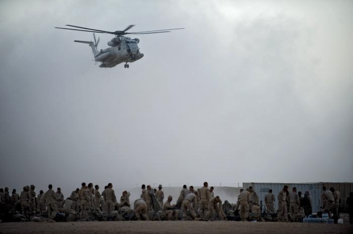 Taliban accuse US forces of violating Afghan airspace