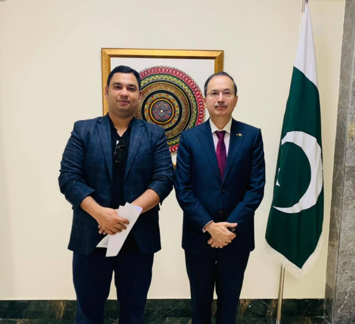 Azerbaijani martyrs are also our heroes – Pakistani journalist