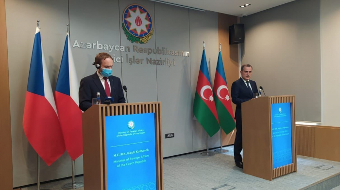 Jeyhun Bayramov speaks about cooperation between Azerbaijan and Czech Republic
