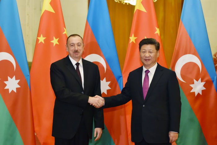 China is reliable partner and friendly country for Azerbaijan – President Aliyev