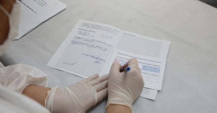Saxta COVID-19 pasportu satana cinayət işi başlanılıb