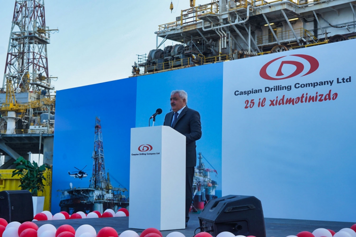 Caspian Drilling Company celebrates its 25th anniversary