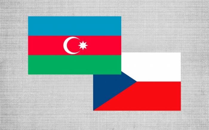 Trade between Azerbaijan, Czech Republic amounts to $91 million in 2021