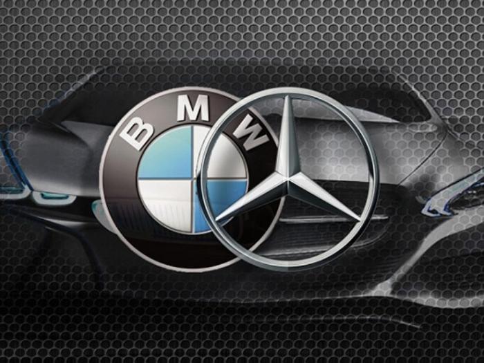 Mercedes y BMW planean reducir la oferta para mantener los elevados precios de sus automóviles