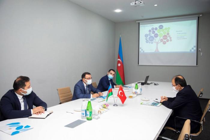 """Türkiyənin ölkəmizdəki səfiri """"ASAN xidmət""""də"""