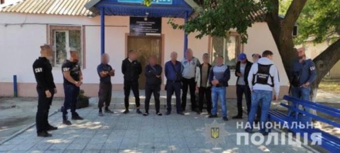 Ukraynda 9 Azərbaycan vətəndaşı saxlanıldı