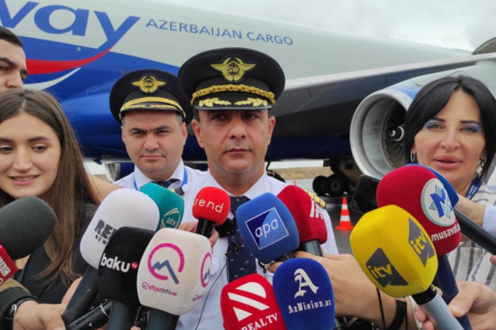 Flights to other airports in Karabakh region to surely be organized soon, says Boeing aircraft captain