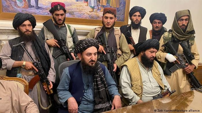 Afghanistan — all power to the Taliban? -  OPINION