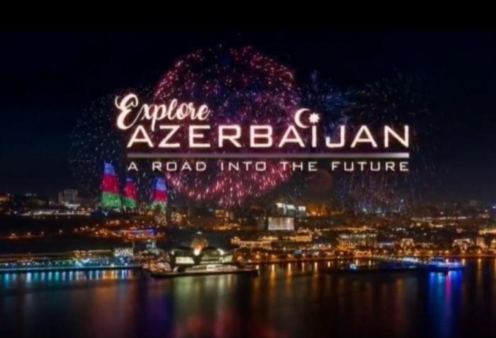 """BBC World News: """"Descubra Azerbaiyán: el camino hacia el futuro"""""""