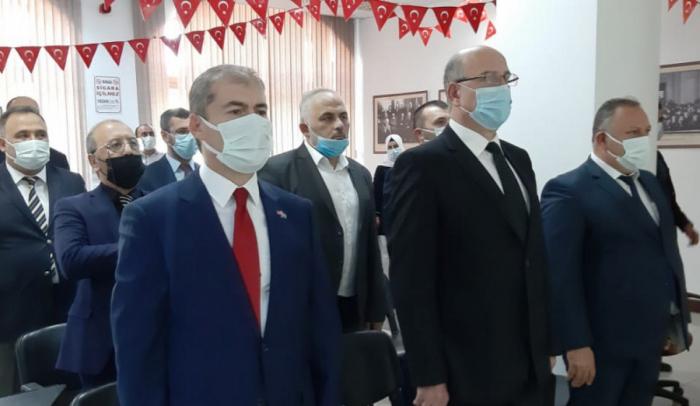 Türkiyənin Baş Konsulluğunda Bakının azad olunması qeyd edilib