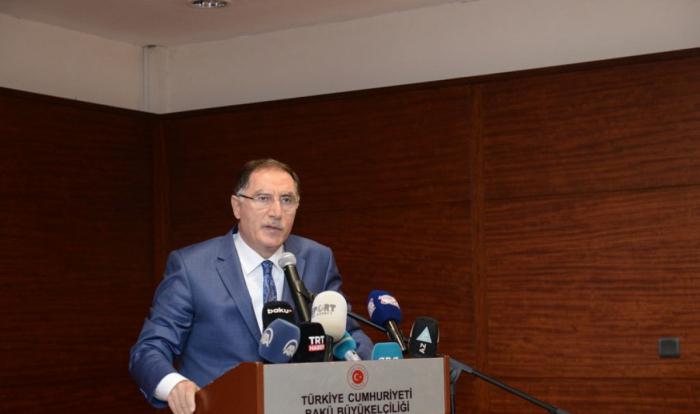 """Sharaf Malkoch  : """"Se hará el trabajo necesario para que sean entregados los mapas de la mina"""""""