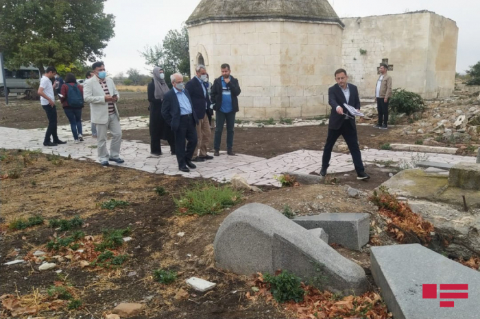 Le vice-ministre iranien des Affaires étrangères effectue une visite à Aghdam