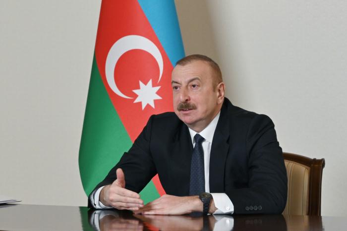 """""""Ermənistanın yeni hakimiyyəti çox böyük səhv etdi"""" -    İlham Əliyev"""