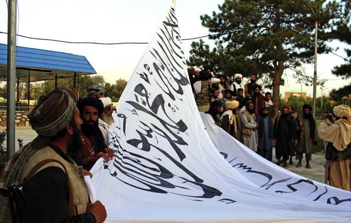 Talibandan 11 sentyabrda    bayraq təxribatı