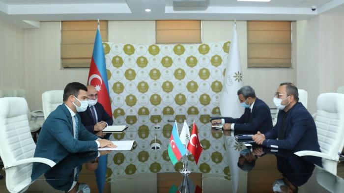 KOBIA y TIKA intercambiaron puntos de vista sobre la ampliación de la cooperación