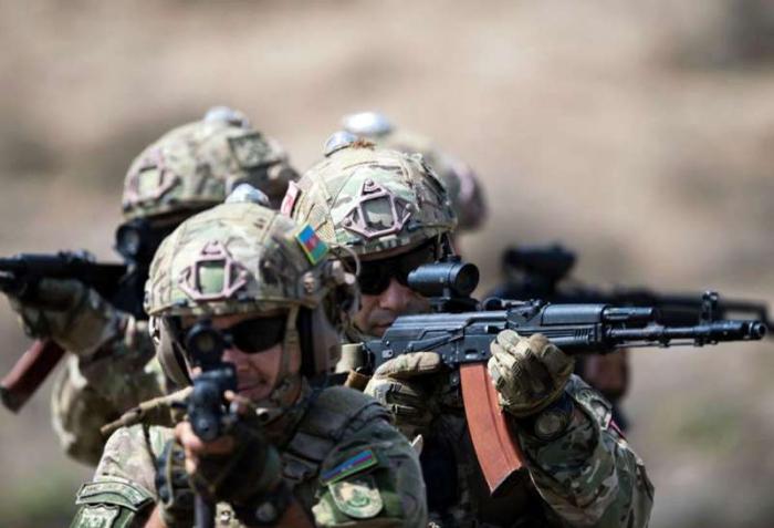 Azərbaycan hərbçiləri Beynəlxalq Ordu Oyunlarında  -  VİDEO