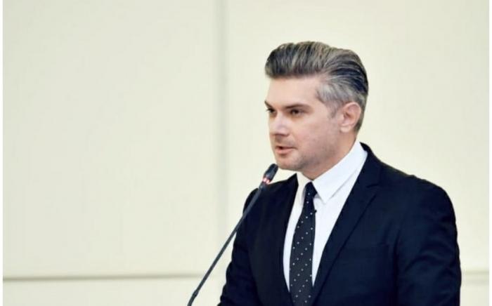 Emil Şahzadə Ombudsman Aparatına mətbuat katibi təyin olunub