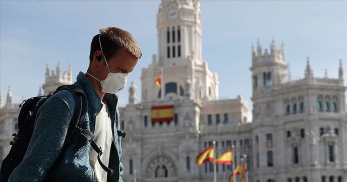 İspaniyada daha 168 nəfər koronavirusdan ölüb