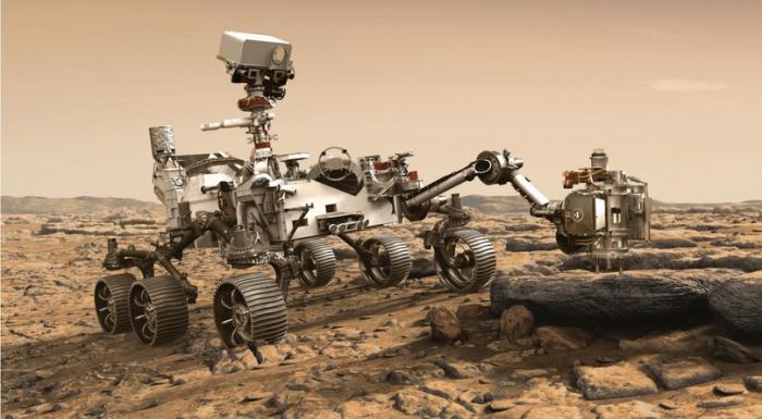 """""""Qırmızı planet"""" də yeni mineral nümunələri tapılıb"""